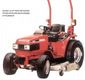 Compact Tractors (For Hire)